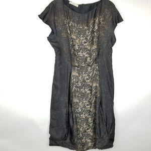 Prada SZ 44 sheath dress career